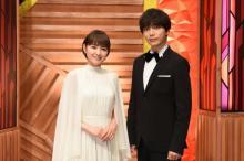 山崎育三郎、音楽番組初司会 葵わかなと歌謡特番「思いっきり楽しんだ」