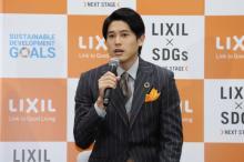 内田篤人氏、LIXILのSDGsアンバサダー就任 発信力期待され「責任重大だなと感じております」