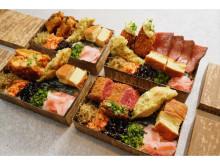 """オマール海老やトリュフなど一級食材を詰めた""""贅沢すぎる""""大人ののり弁当"""