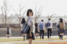 今田美桜、映画『東京リベンジャーズ』ヒロイン・ヒナタ役 制服姿の場面写真も解禁