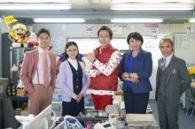 小泉孝太郎主演『警視庁ゼロ係』特番で復活 今回はサツマイモシャツ