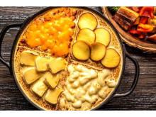 4種類のチーズを超贅沢に使った「クアトロチーズ鍋」が冬季限定で新登場!