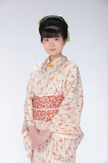 【おちょやん】東野絢香、芝居茶屋のお嬢さまは170センチ長身の新星