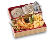 おうちで年越し!江戸前天丼 はま田に「年越し天ぷらそばセット」が登場