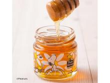 おうち時間を楽しく!「スヌーピー オレンジの花のはちみつ」新発売