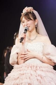 """吉田朱里 """"留年""""経てNMB48卒業「最後まで振り回してすみません!」"""