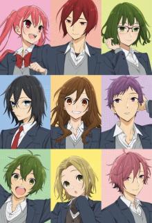 TVアニメ『ホリミヤ』本PV解禁 OPは神山羊、EDはフレンズが担当
