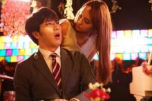 尾上松也が持ち前の歌唱力を発揮 百田夏菜子がヒロインの映画『すくってごらん』特報映像解禁