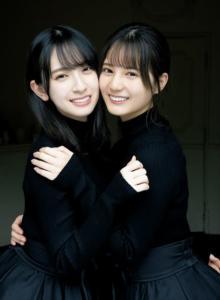日向坂46小坂菜緒&金村美玖、3年前から変わらぬ関係性「仲間であり、ライバルであり…」