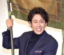 大泉洋、おばけ興収『鬼滅』にボヤき「目立たねぇ…」 久々の客前で30分の独演会