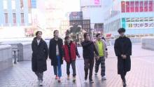 ナイナイ&キングコング&霜降り、3組ロケで赤面エピソード披露 岡村は奥さんに電話