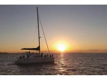 船上で拝む「初日の出」&三密を避けて海から参拝する「初詣クルーズ」開催