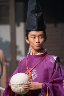 【麒麟がくる】加藤清史郎、「信長好きの蹴鞠王子」誠仁親王役で初登場