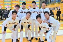 読売巨人軍『体育会TV』参戦 岡本和真選手は「ぶち抜キング」で奇跡の一打