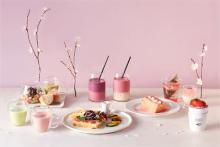 一足早く春の気分が味わえそう。原宿「BOTANIST cafe」に10種のスプリングメニューが登場します!