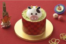 年明けの「スイーツ初め」にいかが?干支のケーキもかわいい、銀座コージーコーナーの新春スイーツをチェック