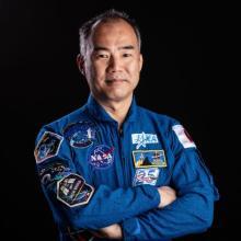 【紅白】野口聡一氏、国際宇宙ステーションからメッセージ