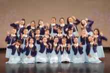 少女歌劇団ミモザーヌ、初の本公演をライブ配信 多彩な歌・ダンスで魅了
