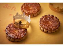 「The Okura Tokyo」新年を祝うお菓子『ガレット・デ・ロワ』を販売