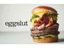 """トッピングメニューを""""全部乗せ""""!「エッグスラット」新作ハンバーガー"""