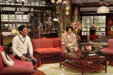北川景子、中村倫也と『さんまのまんま』登場 子どもの将来を案じる「芸能界にはなるべく入らせたくない」