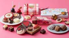 リンゴ飴やモンブランみたいな新作も。ベルアメールのバレンタインショコラは目移りしそうなラインナップ