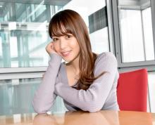 鷲見玲奈、女優デビューに苦労も… 今後は「悪女を演じてみたい」