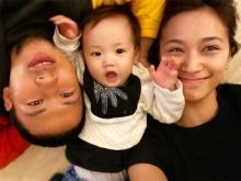 高橋ユウ「家族で過ごすお正月」公開 昨年を振り返り出産直後の母子ショットも披露