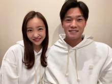 板野友美、ヤクルト・高橋奎二選手との結婚を発表 1年半真剣に交際「何にも変えられない心の支え」