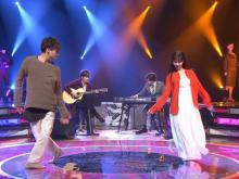 二階堂高嗣&柏木由紀が千賀ピアノで踊る 『UTAGE!』企画第2弾