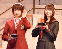 乃木坂46・弓木奈於、鈴木絢音と舞台初共演「大大大尊敬。本当にうれしい!」