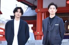 岡田将生&志尊淳、20歳に訪れた人生の転機 大学辞め「この仕事1本と決意」