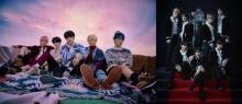 TXT&ENHYPEN、『CDTVライブ!』出演 ともにデビュー曲をフルサイズ披露