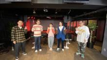 YOASOBI、内村光良のパロディーに「愛を感じました」 クセ歌ノブに「夜に駆ける」カラオケ指導