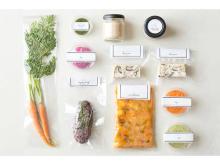 生産者を支援!「おうちで味わう鳥取野菜のヴィーガンフルコース」先行販売