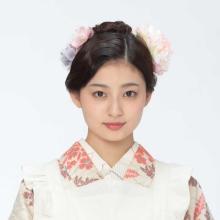 【おちょやん】富山弁が話題の真理役・吉川愛、今後の見どころは「寝相の悪さ」