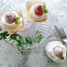 心躍るいちごスイーツが勢ぞろい。甘酸っぱい旬のイベント「いちごに恋する七日間」が伊勢丹新宿店で開催