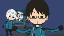 村中知&梶裕貴『ワールドトリガー』第2期の魅力呼びかけ 第1話場面カットも公開
