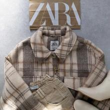 春が近づいても着られるのが嬉しい。着回し力もバツグンなZARAの「オーバーシャツ」は冬の超優秀アイテムです