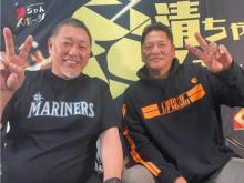 清原和博&佐々木主浩が本音対談 大魔神が考える現役最強投手&対戦したいバッターは?