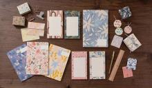 パリで人気の文房具、シーズン・ペーパー・コレクションって知ってる?おしゃれなノートで書く楽しさを味わって