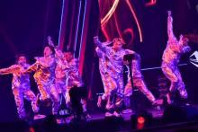 プロダンスリーグ『D.LEAGUE』開幕 EXILE SHOKICHIは気迫に涙「心震えた」