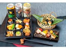 """料理&飲み物のフードボックスを届ける「nonpi foodbox」に""""和""""の新プラン"""