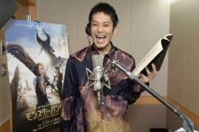 松坂桃李、ハリウッド版『モンハン』吹き替え出演でハンター役 日本語一切話さず戸惑い