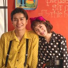 武田航平&松山メアリ、インスタで結婚報告「生まれる前からずっと一緒にいるような、不思議な感覚」