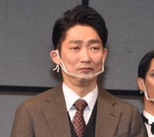 ノンスタ石田明、出演舞台に意気込み「心の濃厚接触を見せられたら」