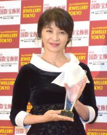 田中美佐子、夫・深沢邦之に感謝もプレゼントセンスに疑問「なぜかいつも真っ赤」