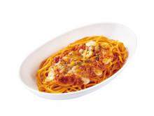 とろ〜り濃厚!ファーストキッチンにモッツァレラチーズの生パスタ2種が登場