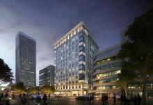 刺激的な次世代型ライフスタイルホテル「アロフト大阪堂島」今春開業
