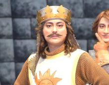 山田孝之、福田組ミュージカル主演でゆるく気合 見どころは「賀来賢人のお芝居です」